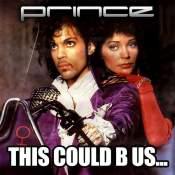 Artista: Prince Canción: This Could B Us Género: R&B