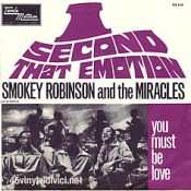 I Second That Emotion Smokey Robinson and The Miracles R&B