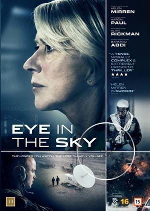 Eye in the Sky - nordic retail DVD